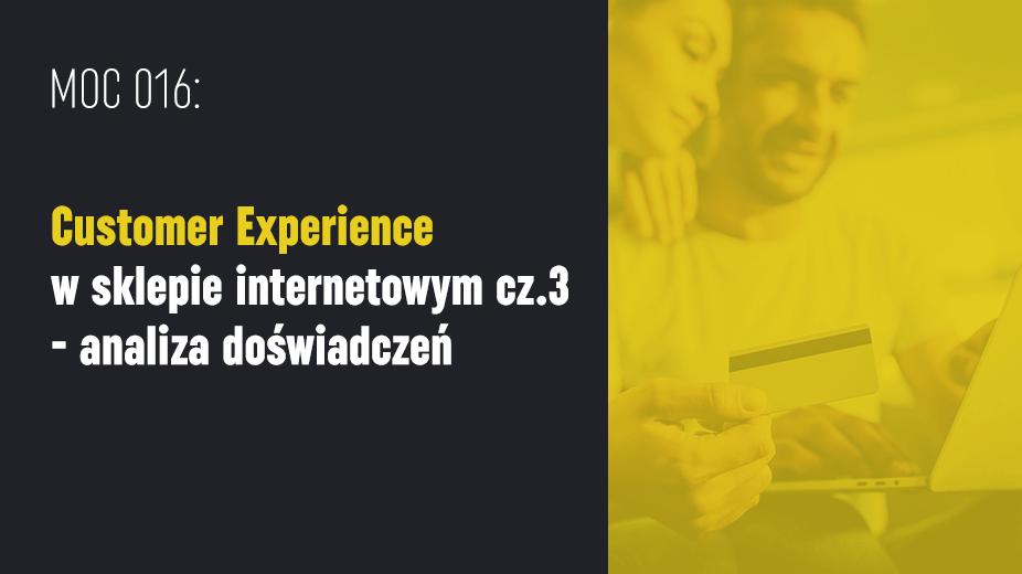 customer experience analiza doświadczeń