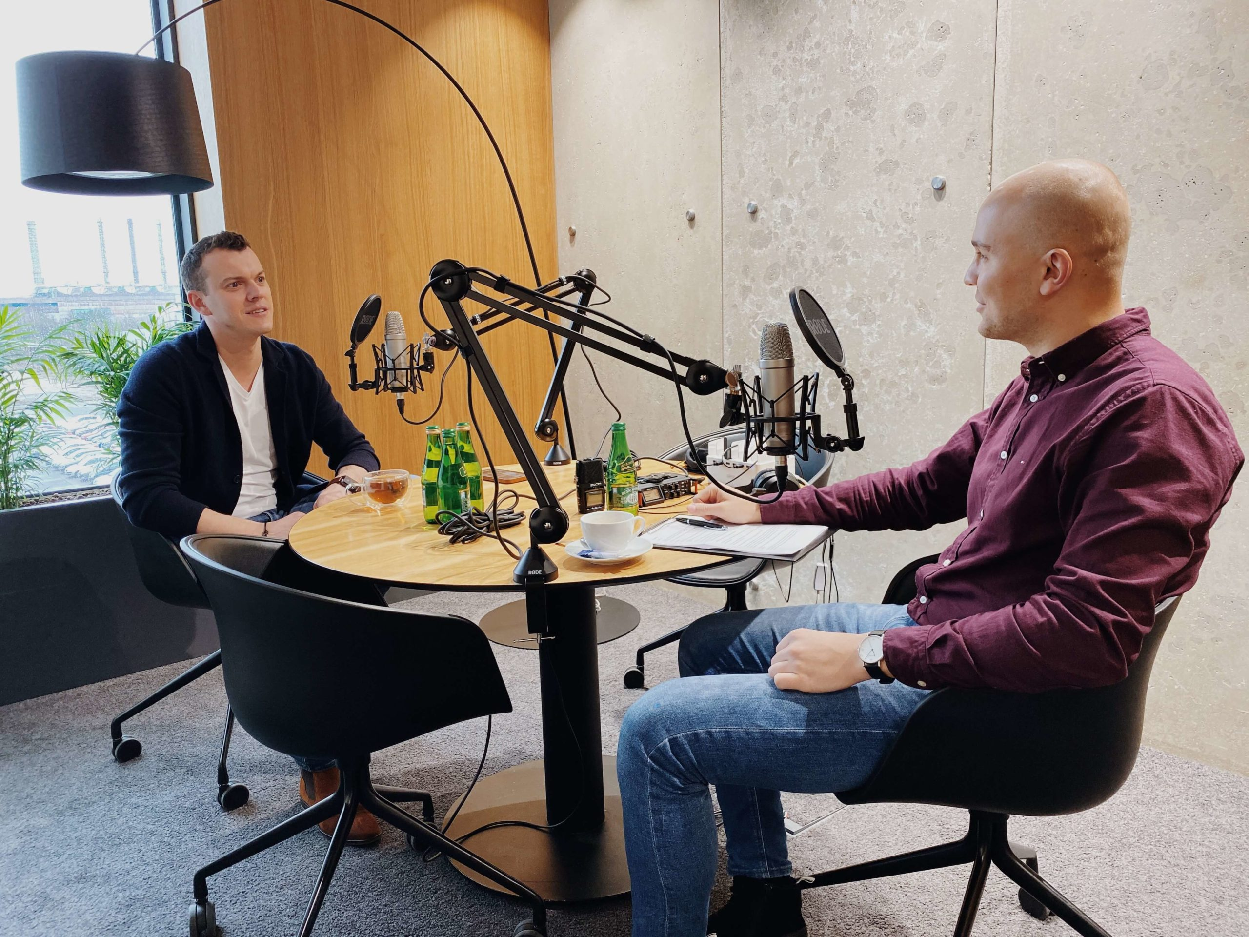x-kom podcast Przemek ladra